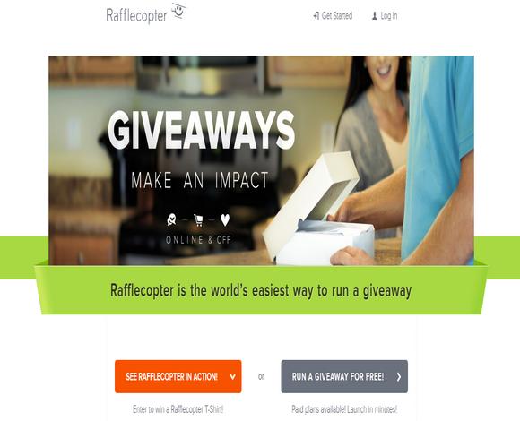 rafflecopter Giveaway Generator Blogolect