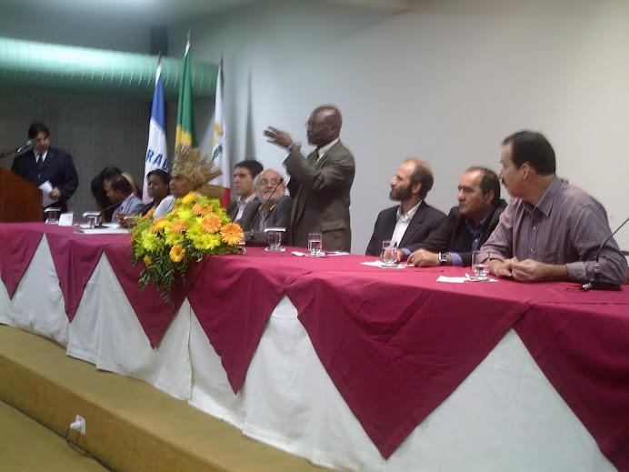 Prof. Pedro Kitoko - I Enc. Nacional de SAN. PNPCT