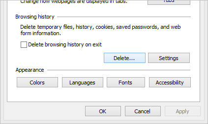 Delete-browsing-history-in-Internet-Explorer