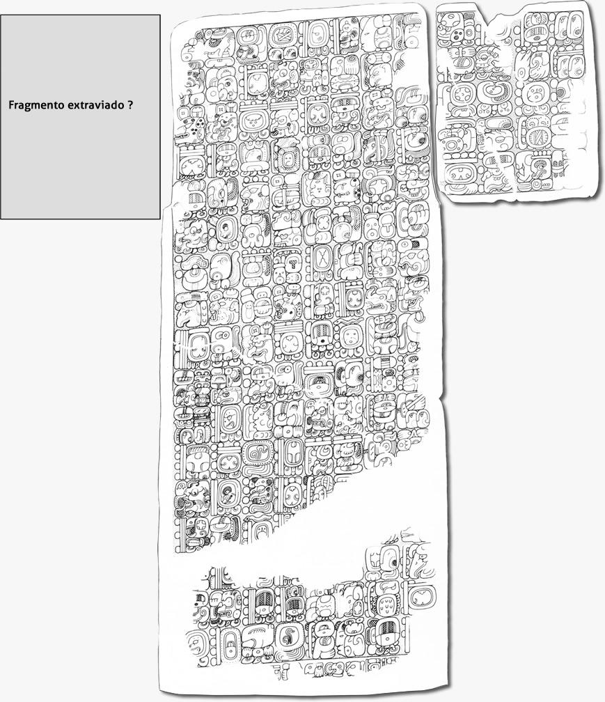 El Monumento Tortuguero 6 y la fecha de finalización maya | Chiwulltun