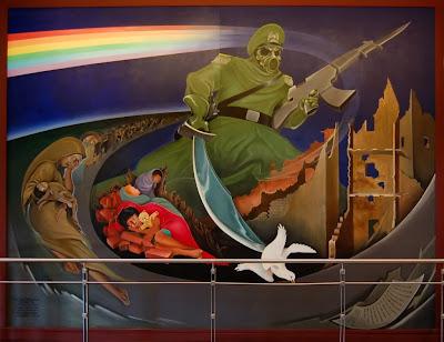 mural printing - mural painting artists - custom mural