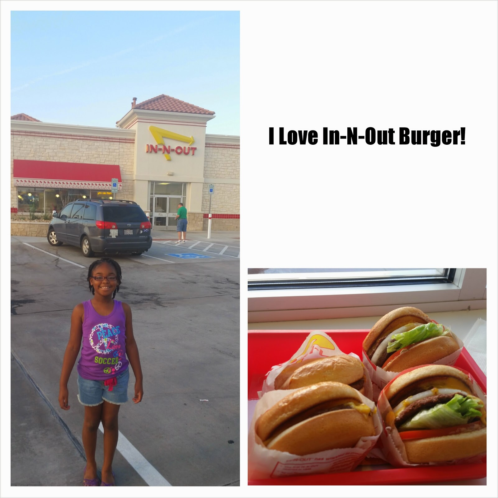 My Epic Family Road Trip Vacation! #RoadTrip #INNOutBurger via ProductReviewMom.com