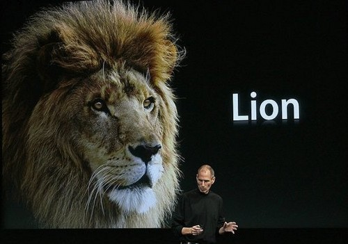 The Mac Lion OS X