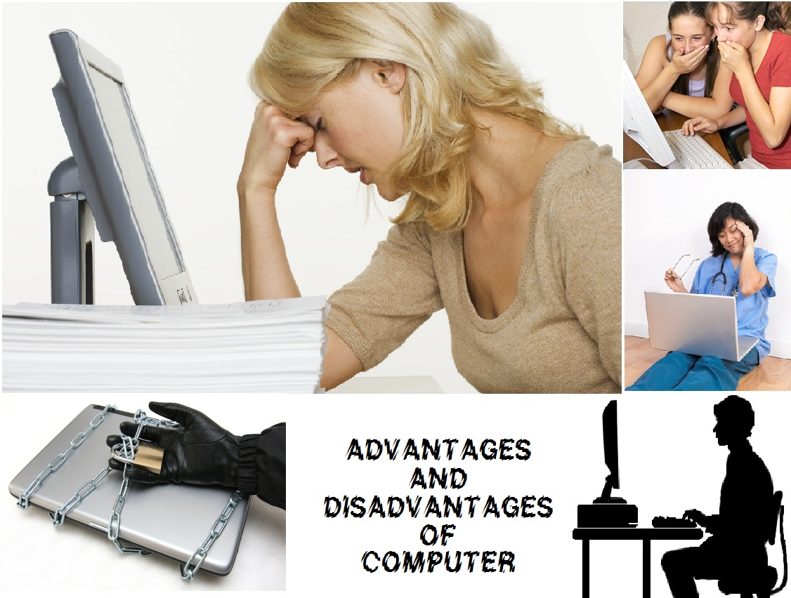 essay advantages disadvantages computers