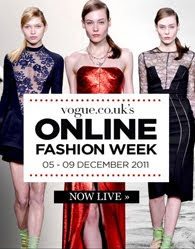 Harrods celebrates Vogue's first Online Fashion Week