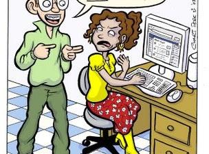 status bahaya di Facebook bagi Calon Pengantin