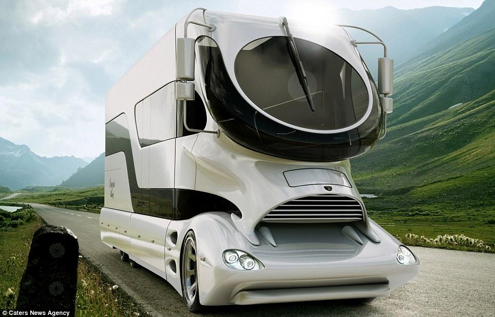 Amazing  Campervan For Sale  Unusual RVs Caravans Amp Motorhomes  Pinterest