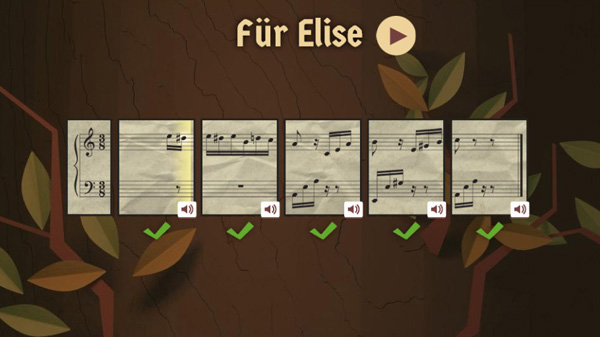 Google Doodles Beethoven's 245 Year Fur Elise