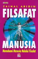 toko buku rahma: buku FILSAFAT MANUSIA, pengarang zainal abidin, penerbit rosda
