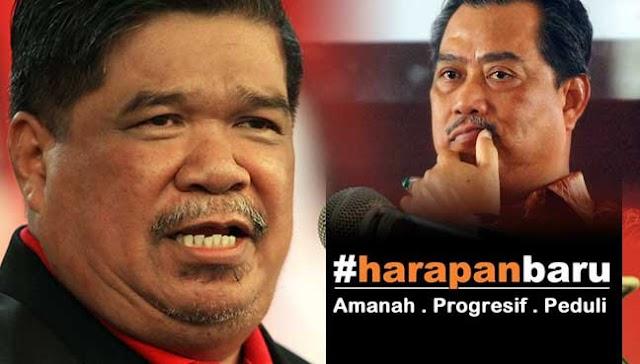 Mat Sabu Bakal Jadi Perdana Menteri?! #HarapanBaru #HaruBiru