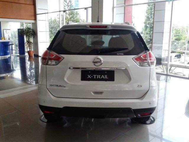 Eksterior Nissan X Trail