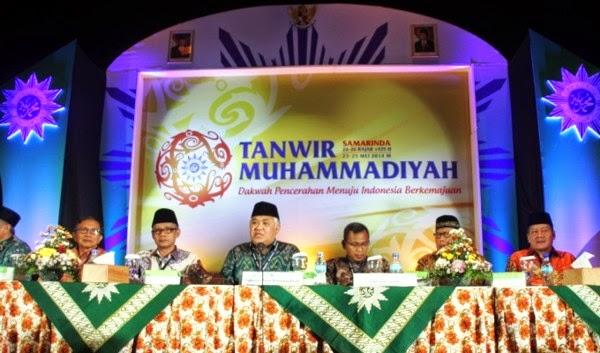 Maklumat Tanwir Muhammadiyah Pemilihan Presiden