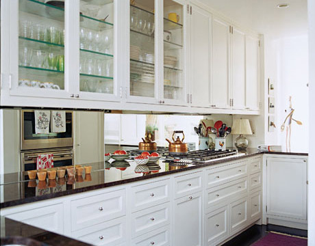 White Small Kitchen Design Ideas