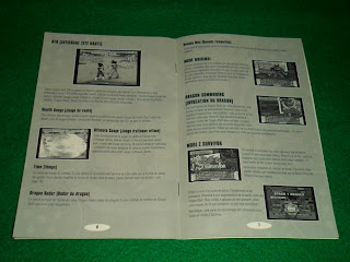 Manual Super Dragon Ball Z Playstation 2