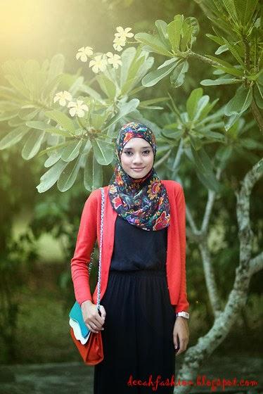 Modis Dengan Jilbab Modest With Hijab Part 1