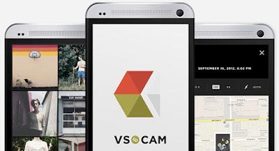 Edita tus fotografías en android con VSCO Cam