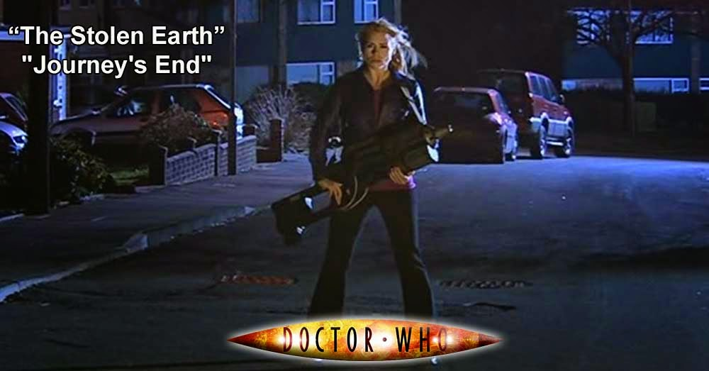 Doctor Who 198: The Stolen Earth