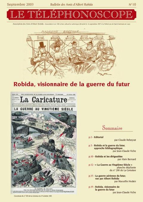 n°10 – Robida, visionnaire de la guerre du futur