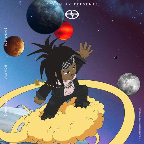Joey Bada$$ – Aim High