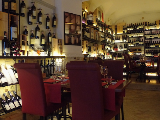 Ad Hoc Rome Restaurant Review