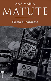 """""""Fiesta al noroeste"""" - Ana María Matute."""