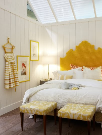 Decor - Yellow Accents