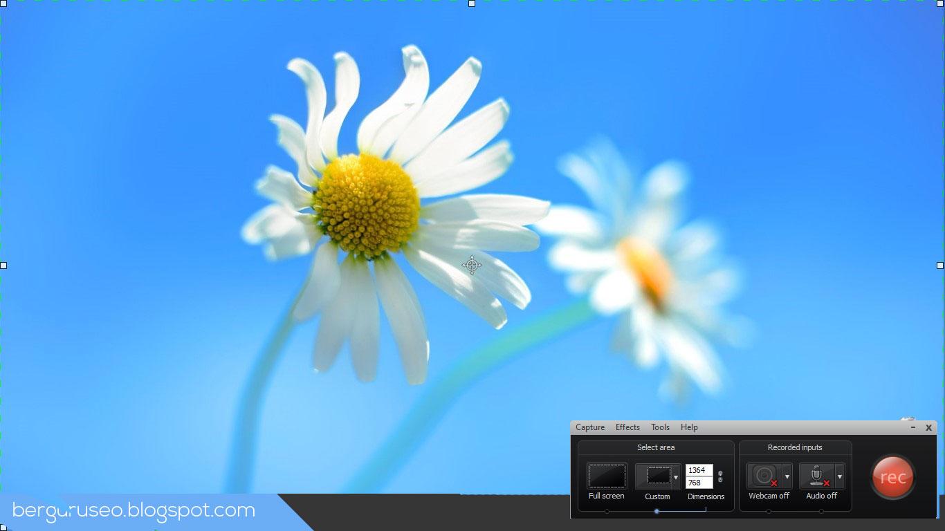 Aplikasi Laptop Camtasia Recorder Studio