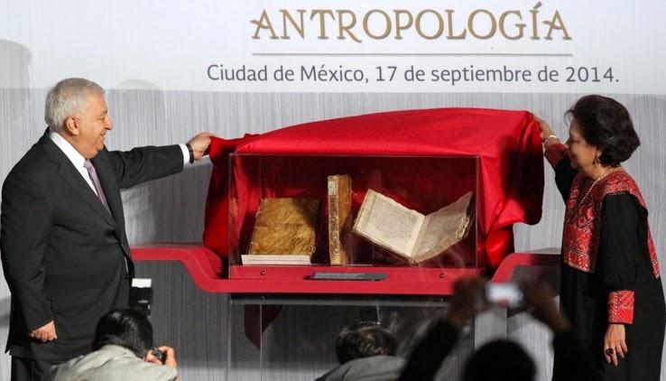 México Recupera su Historia