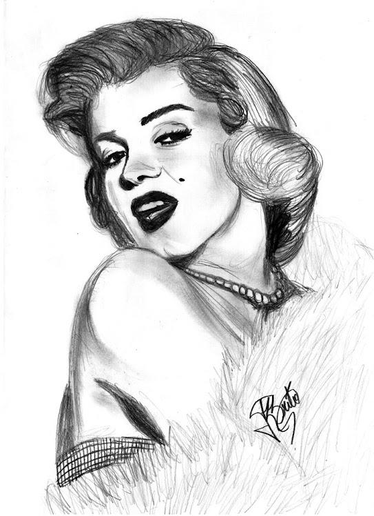 Thiago Raul - Marilyn Monroe