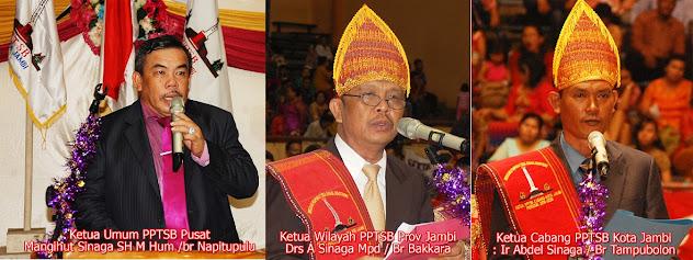 Ketua Umum-Ketum Wilayah-Ketua Cabang