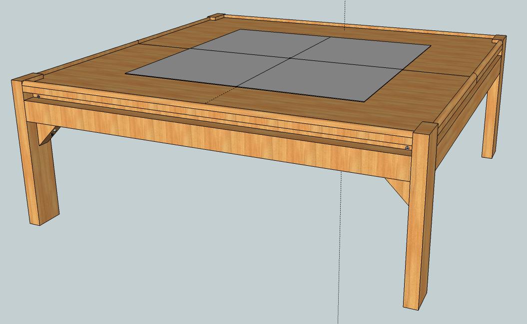 justin 39 s blog lego table. Black Bedroom Furniture Sets. Home Design Ideas