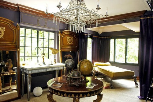 Steampunk interior steampunk style steampunk bedrooms Steampunk home ideas