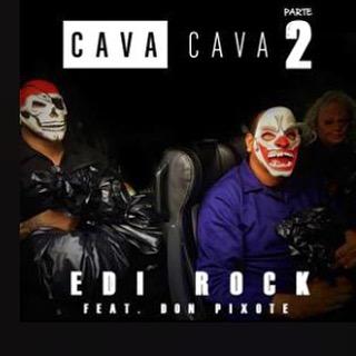 "Edi Rock lança a musica ""Cava Cava Parte 2"""