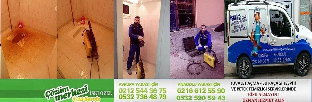 Tuvalet Tıkanıklığı Açma - Tıkanıklık Açma 99TL KAMPANYA