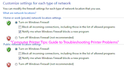 Computer Printer Tips: Guide to Troubleshooting Printer Problems