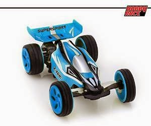Mini Remote Control Car for Kids - Powerful Electric RC Toy Car
