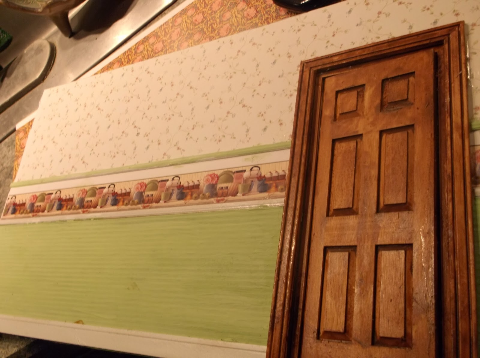 Fantastic Decorative Wood Wall Borders Photos - The Wall Art ...