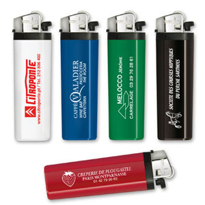 Butane torch lighters