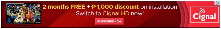 Cignal Ads