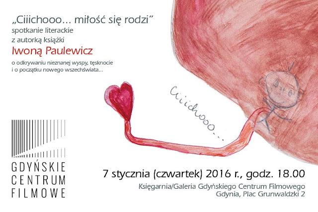 Spotkanie autorskie z Iwoną Paulewicz