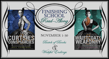 ReadAlong: Finishing School series by Gail Carriger