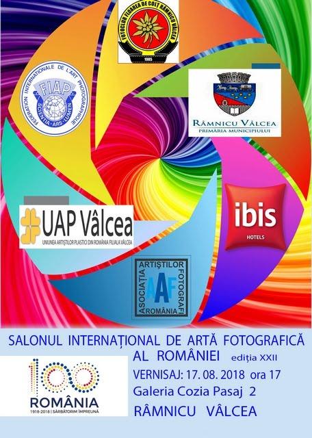 SALONUL INTERNAȚIONAL DE ARTĂ FOTOGRAFICĂ AL ROMÂNIEI