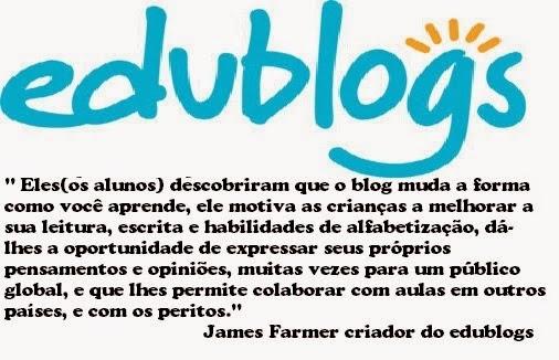 Clique aqui e leia nosso artigo sobre o Edublog