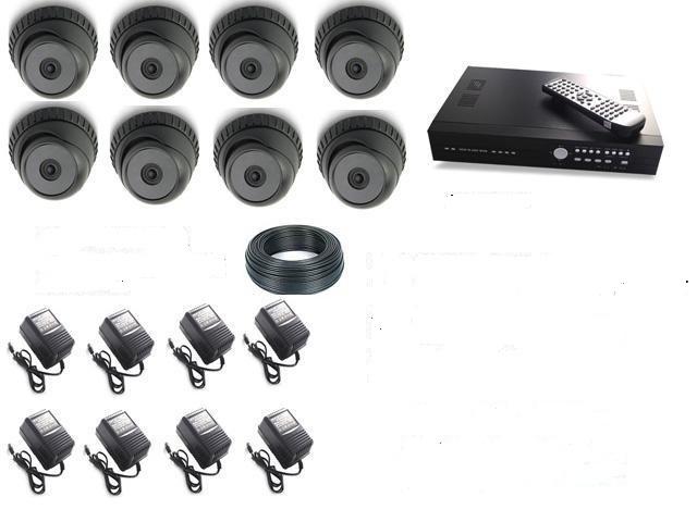 paket 8 camera