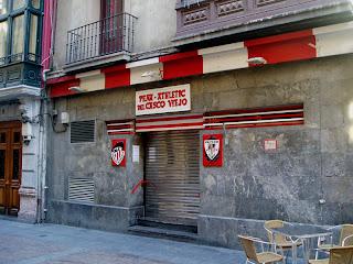 Peña del Athletic Club del Casco Viejo