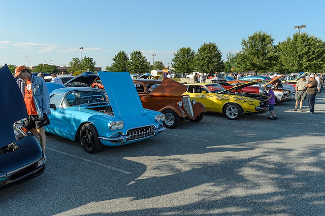 Home Depot Cruise-in, Ranson, WV