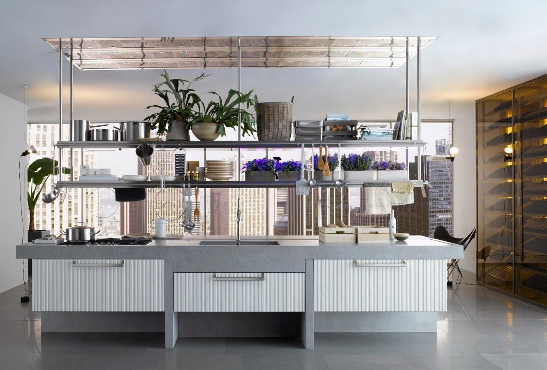Idee Per Una Cucina Moderna : 4BildCasa: Idee Per Una Cucina Moderna  #604A34 1330 900 Arredare Una Cucina Moderna