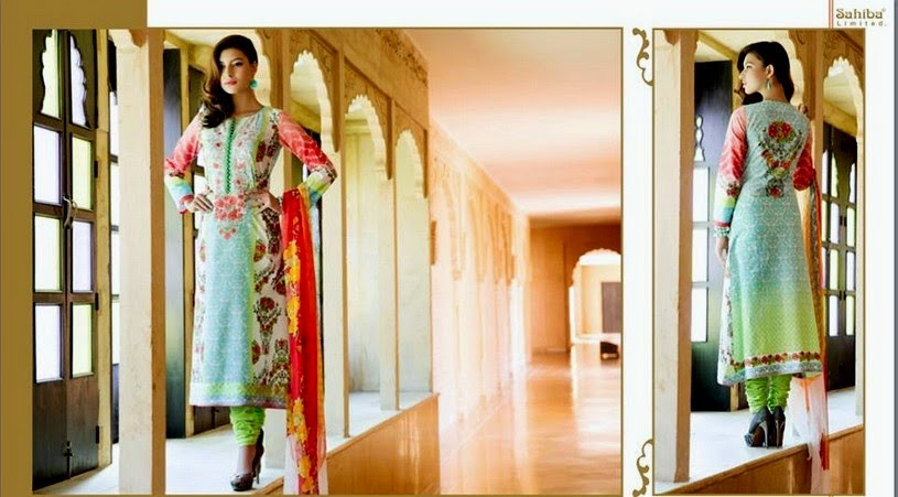 Pakistani dresses combination of creativity and style