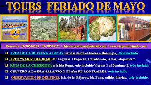 FERIADO DE MAYO