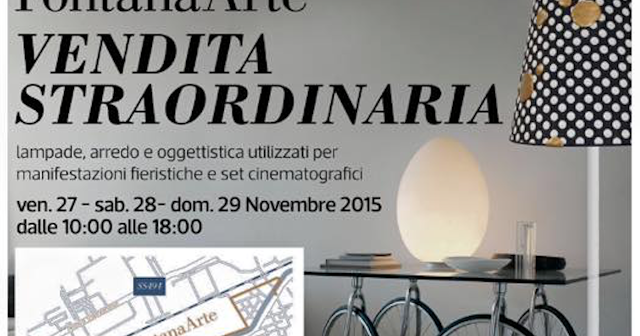 SVENDITA FONTANAARTE 2015 | Lighting ideas